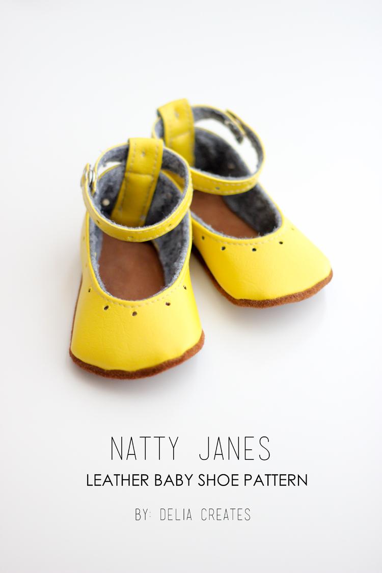 Natty Jane PDF Pattern by Delia Creates | Mabey She Made It #giveaway