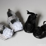 Tips for Making Baby Shoes