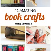 Book Crafts Feature