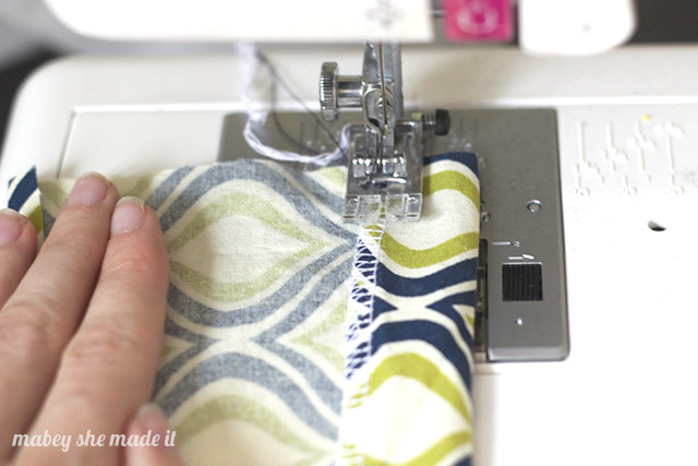 how to sew a hem with a sewing machine