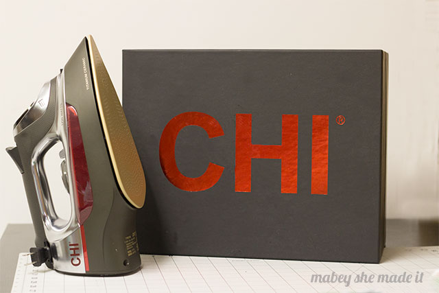 CHI Clothing Iron Review based on sewing clothing.