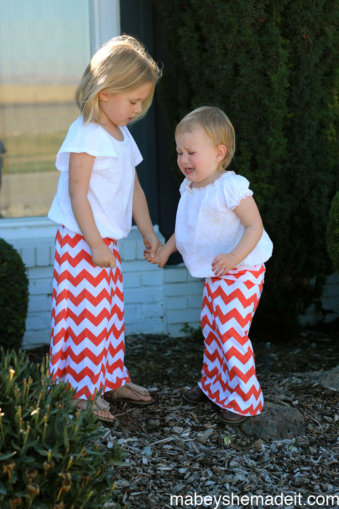 Relatively The Mini Maxi Skirt | Mabey She Made It LJ77