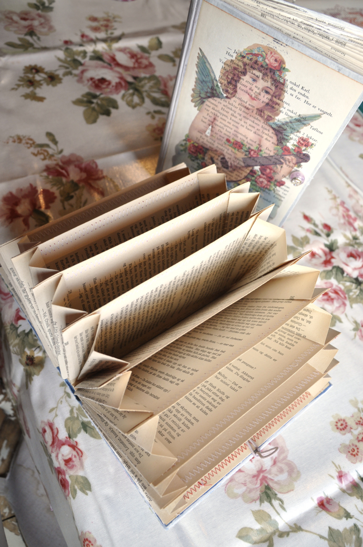 30 Amazing Book Crafts To Try Mabey She Made It