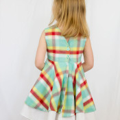 Make a Maxi Skirt from a Bed Sheet | Mabey She Made It - photo #8
